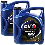 Elf Evolution Full-Tech FE 5W-30 Motoröl, 5 l 10 ltrs = 2 x 5 L