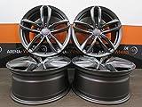 4 Alufelgen Ultra Wheels UA6-PRO 19 Zoll passend für Audi A3 S3 RS3 8V 8P AS8K B8 A6 S6 4F 4G A8 TT 8S Q3 NEU