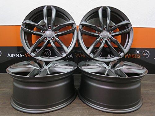 Audi A3 S3 8V S4 A4 8W A5 S5 A6 4F 4G A8 A7 Q3 Q5 Q7 4M TT 20 Zoll Alufelgen NEU