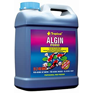 Tropical Algin Pond Eliminates Green Algae In The Pond (2L - canister)