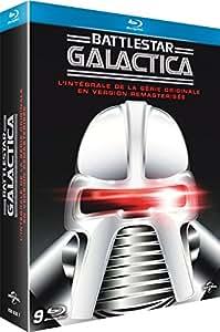 Battlestar Galactica - L'intégrale de la série originale [Blu-ray]