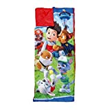 Nickelodeon, Paw Patrol 22523-S Sleeping Bag Blue/Red/Green