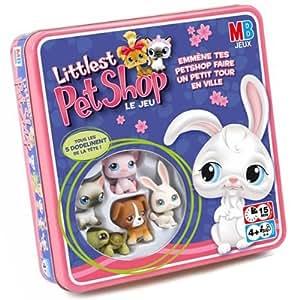 Hasbro - Le Jeu Littlest Petshop - Boîte Métal
