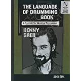Greb Benny The Language Of Drumming Drums Book/Cd Mp3 Cd