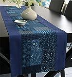 Sucastle® 32x190cm tissu Chemin de Table Cuisine Imperméable Décoration en Aspect naturel