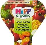 Hipp Bio Schale Nudeln Mit Saftigen Tomaten Und Zucchini 1-3Yrs (230G)