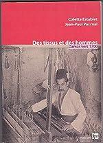 Des Tissus et des Hommes, Damas Vers 1700 d'Establet/Pascual
