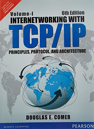 Internetworking With Tcp/Ip Volume I: Principles, Protocol, And Architecture