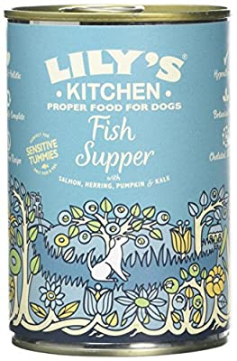 Complete Wet Food for Dogs 400g (Pack of 6) by Lily's Kitchen