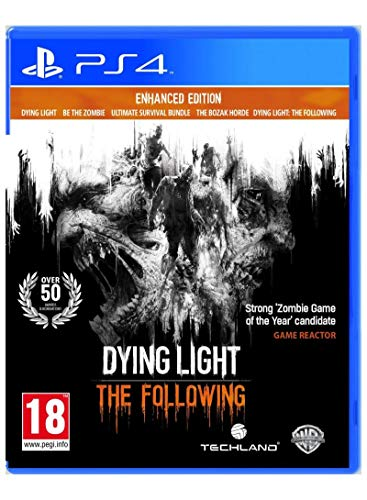 Warner Brothers - Dying Light: The Following - Enhanced Edition /PS4 (1 GAMES) Enhanced Video