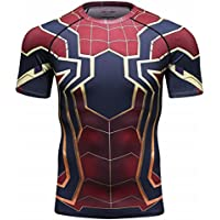 Cody Lundin Camisa para Hombre Apretada Camiseta Cómica Transpirable Camiseta para Hombre Deportiva para Hombres Camiseta para Correr