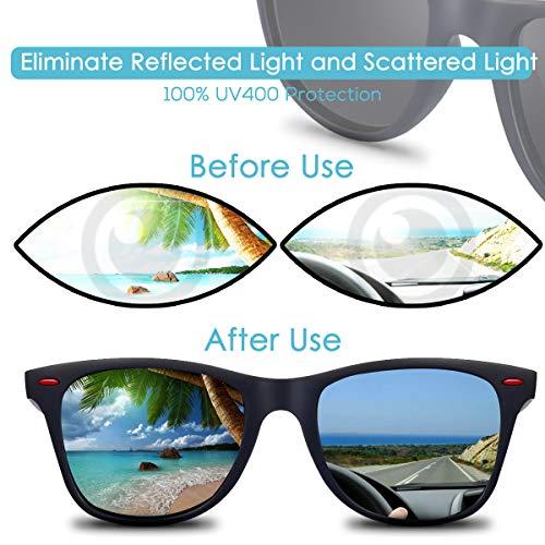 Zoom IMG-3 chereeki occhiali da sole polarizzati