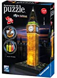 Ravensburger Big Ben - Night Edition, 216pc 3D Jigsaw Puzzle