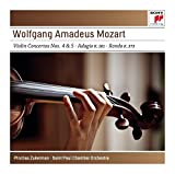 Violinkonzerte 4 & 5/Adagio KV 261/Rondo KV 373