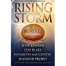 Rising Storm: Bundle 1, Episodes 1-4 by Julie Kenner (2016-03-11)