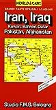 eBook Gratis da Scaricare Iran Iraq Pakistan Carta stradale 1 3 000 000 (PDF,EPUB,MOBI) Online Italiano