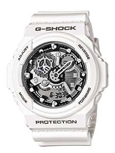 Casio Herren-Armbanduhr XL G-Shock Analog - Digital Quarz Resin GA-300-7AER