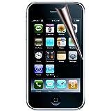 SKPad SKP-PRT-I07GS Lots de 2 Protections écran pour iPhone 3G avec chiffon et raclette