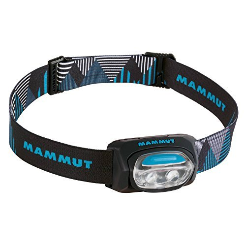 Mammut Stirnlampe T-Base, Black, One size, 2320-00322-0001-1