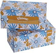 KLEENEX® Facial Tissue Box 60037-2 ply Flat Box Facial Tissue - 2 Tissue Boxes x 200 Face Tissues - Sheet Size