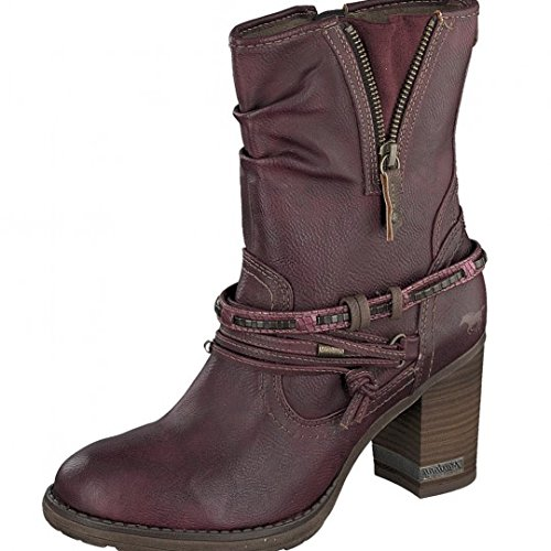 Mustang-Womens-1233-502-Ankle-Boots