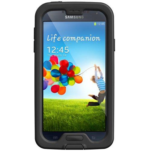 LifeProof fre Case Schutzhülle Schwarz/Schwarz für Samsung