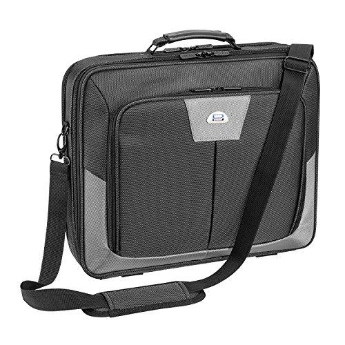 Pedea Premium Notebooktasche bis 39,6 cm (15,6 Zoll), grau