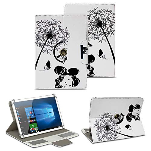 NAUC Schutz Hülle für XORO TelePAD 10A3 Tablet Tasche Schutzhülle Case Cover Bag, Motiv:Motiv 10