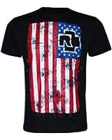 "Rammstein, T-Shirt ""Amerika"""