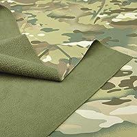 Multicam - Tela de camuflaje resistente al viento, antiaspersión, de secado rápido