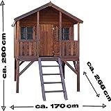 Gartenhaus, Maße ca. 170x280x266cm