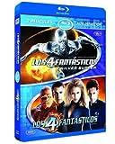 Los 4 Fantasticos (1+2) [Blu-ray]