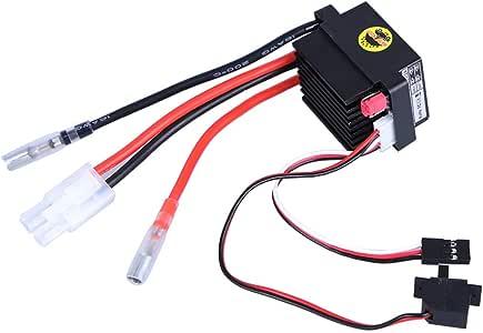 6-12 V Brushed Motor Speed Controller ESC 320 A for RC Bateau Modèle de voiture jouets