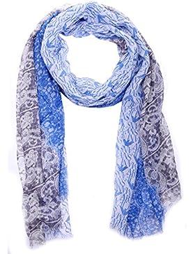 Armani Jeans A5471 E3 88 BLUROYAL Schals Frau