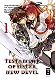 Testament of Sister New Devil 01