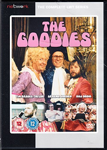 the-goodies-the-complete-lwt-series-by-bill-oddie-tim-brooke-taylor-graeme-garden