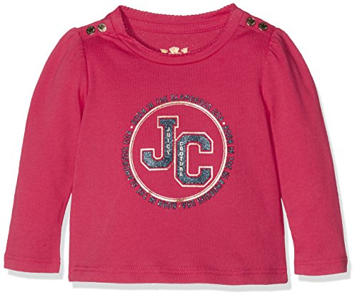 Juicy Couture Juicy Girl (Juicy Couture Baby - Mädchen T-Shirt Gr. 6-9 Monate, Pink (Mouse Pink))