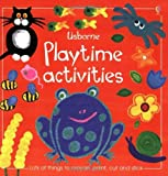 Playtime Activities (Usborne Playtime) by Ray Gibson (1998-08-28)