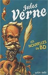 Les nouvelles de Jules Verne : En bandes dessinées