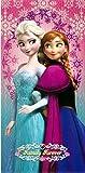 Disney Strandtuch Frozen Anna & Elsa Badetuch 100% cotton-family Forever
