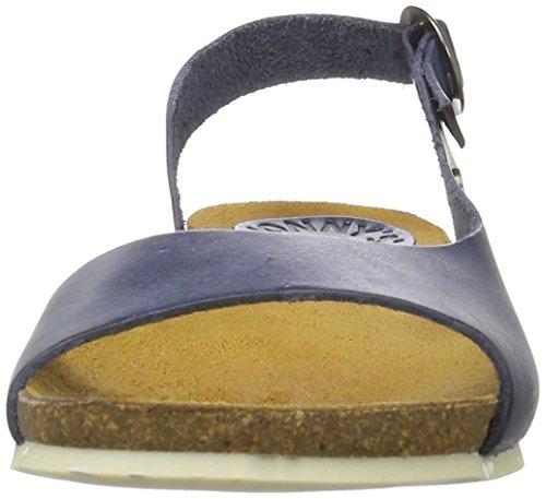 Jonny's Damen Naiara Slingback Sandalen Blau (MARINO)