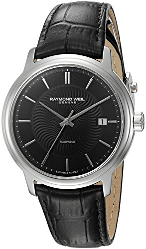 raymond-weil-mens-maestro-38mm-black-leather-band-steel-case-automatic-analog-watch-2237-stc-20001