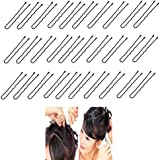 SENECIO™ 30Pcs Beauty Essentials Curved U Shape Hair Pin For Bun