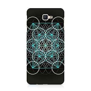 Hamee Designer Printed Hard Back Case Cover for Samsung Galaxy J7 2017 Edition Design 8765