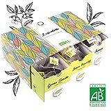 Thé Origeens, Coffret Thé Bio Premium | Assortiment de 6 Thés, 48 sachets | Idée Cadeau