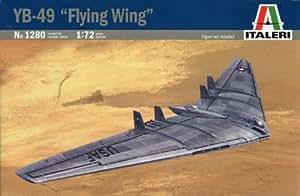 Italeri - I1280 - Maquette - Aviation - YB-49 Flying Wing - Echelle 1:72
