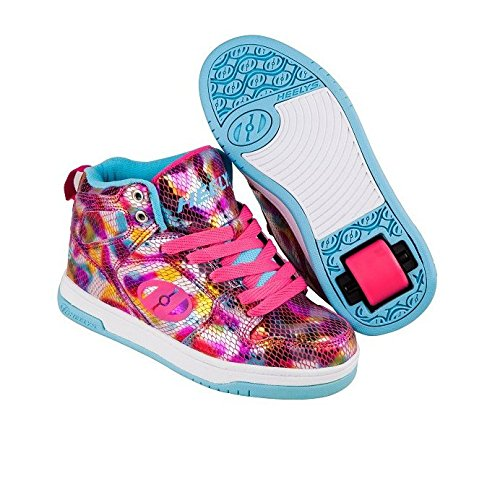 Heelys Unisex-Kinder Flash Sneakers Mehrfarbig