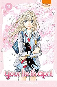 Your Lie in April Edition simple Tome 11