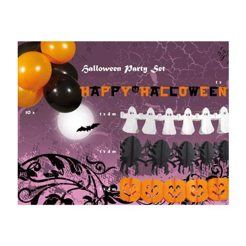 Boland 74389 - halloween party set