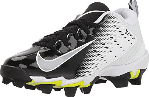 Nike NIKE918227 - Sportschuhe Damen, Weiá (White/Wolf Grey-Black), 4.5 M US Big Kid